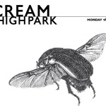 Scream in Hight Park - 2001 Graphic